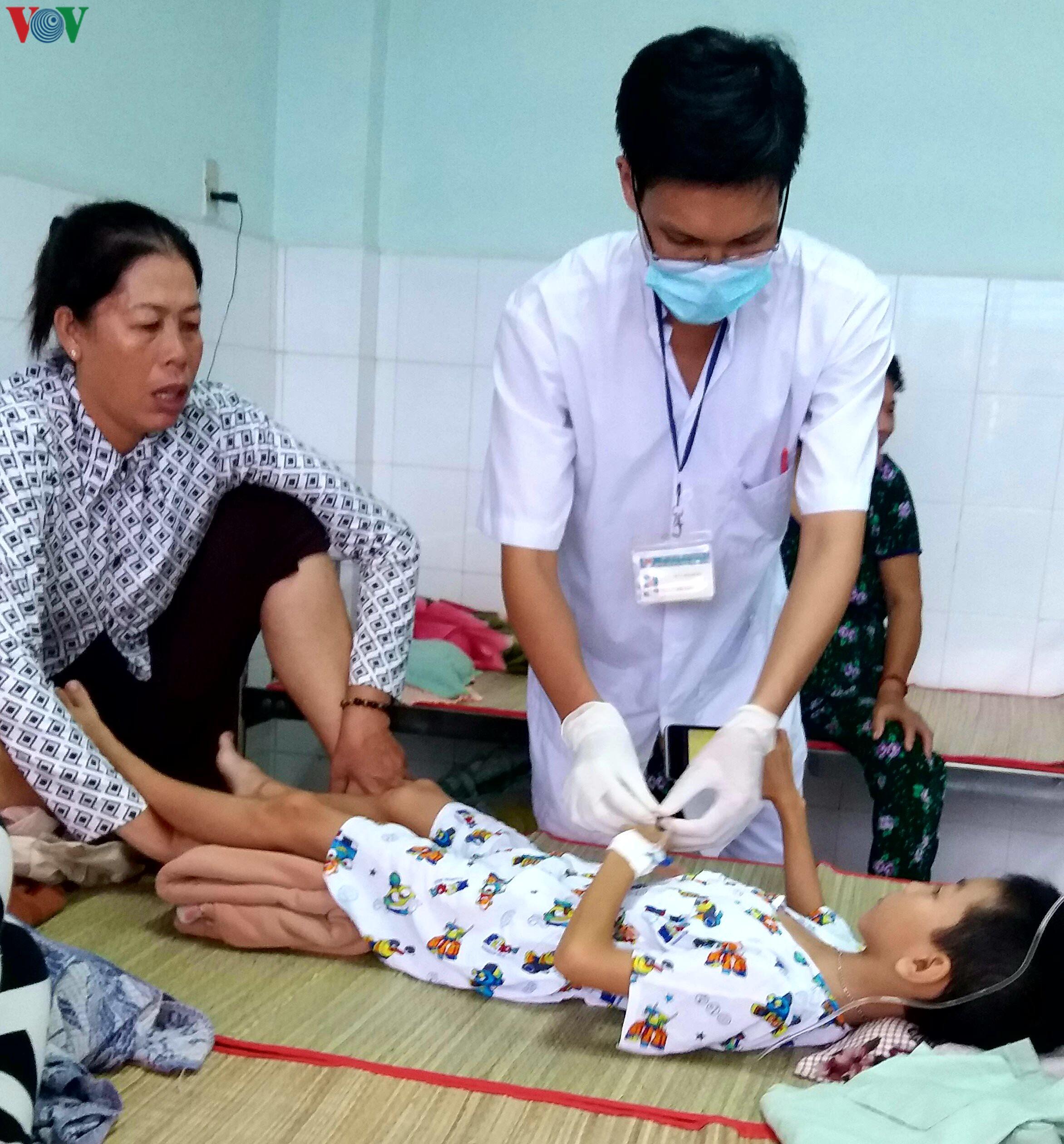 Tiền Giang ghi nhận 1.000 ca mắc sốt xuất huyết Ảnh 1