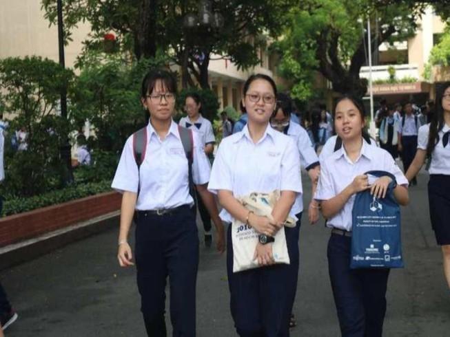 Số thí sinh dự thi vào lớp 10 trường Phổ thông Năng khiếu giảm Ảnh 1