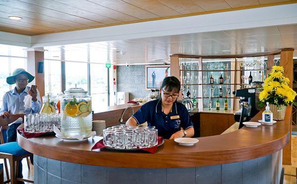 Khám phá du thuyền 4 sao Victoria Mekong Ảnh 3