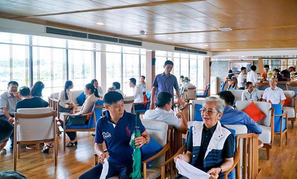 Khám phá du thuyền 4 sao Victoria Mekong Ảnh 2