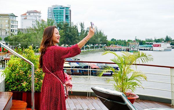 Khám phá du thuyền 4 sao Victoria Mekong Ảnh 4