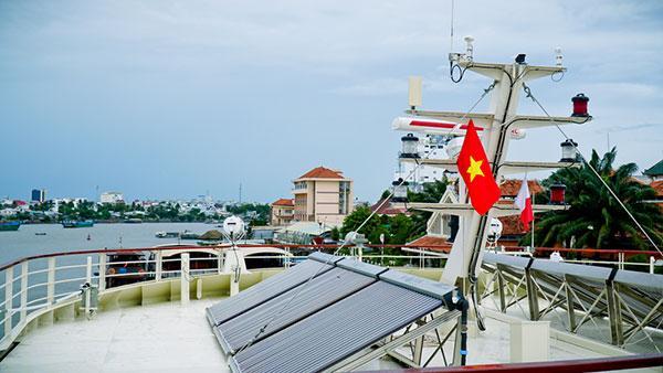 Khám phá du thuyền 4 sao Victoria Mekong Ảnh 11