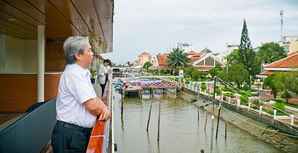 Khám phá du thuyền 4 sao Victoria Mekong Ảnh 7