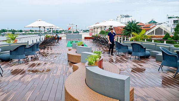 Khám phá du thuyền 4 sao Victoria Mekong Ảnh 6