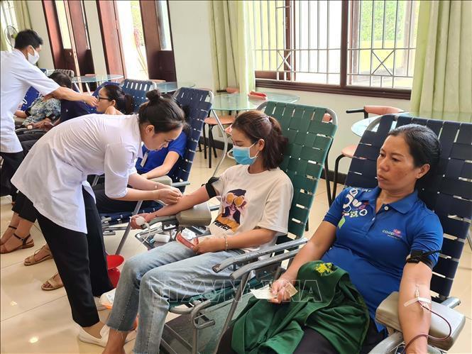 'Hành trình Đỏ' thu được hơn 2.000 đơn vị máu an toàn tại Đắk Nông Ảnh 1