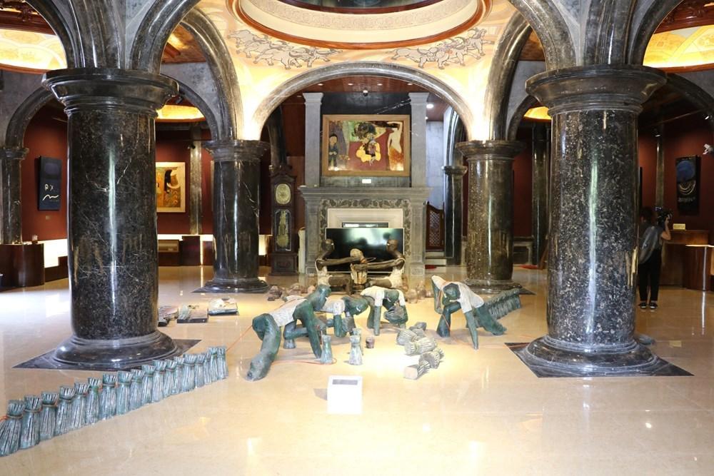 Đặc sắc biệt thự xây dựng bằng đá tại Ninh Bình Ảnh 3