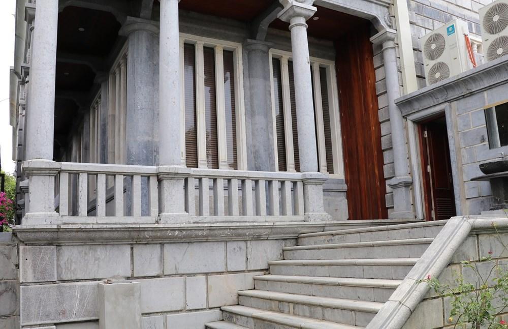Đặc sắc biệt thự xây dựng bằng đá tại Ninh Bình Ảnh 4