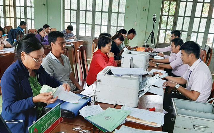 Nguồn vốn ưu đãi giúp 2.000 hộ DTTS thoát nghèo Ảnh 1