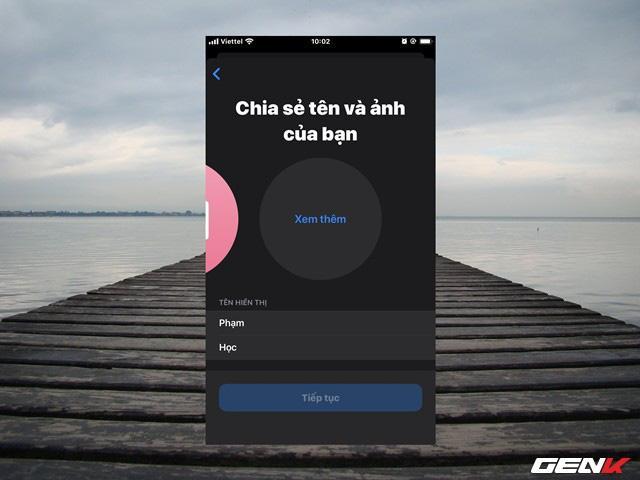 Hướng dẫn tạo ảnh đại diện 3D khi sử dụng iMessage trên iOS 13 Ảnh 2