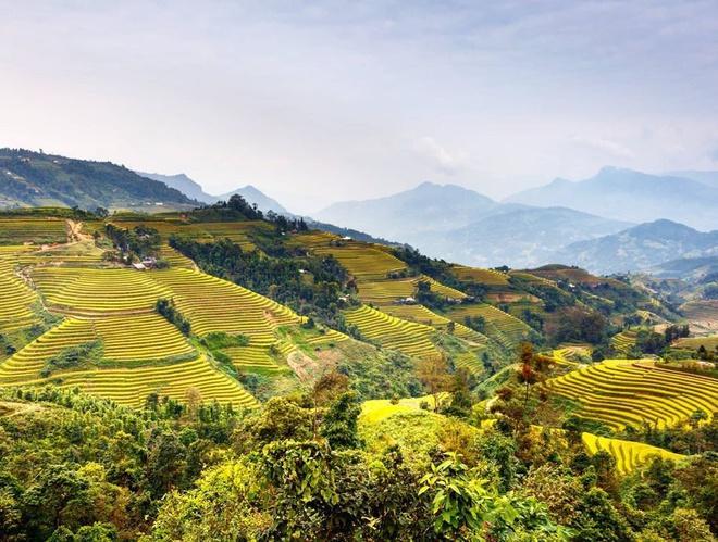 Sa Pa, Ninh Bình vào top 14 điểm đến châu Á Ảnh 1
