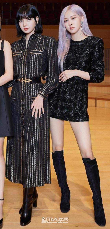 Không chỉ Yoona, đến lượt Rosé cũng có siêu năng lực biến chân vòng kiềng thành chân thẳng Ảnh 4