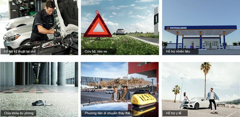 Mercedes-Benz ra mắt dịch vụ hỗ trợ 24h Ảnh 2