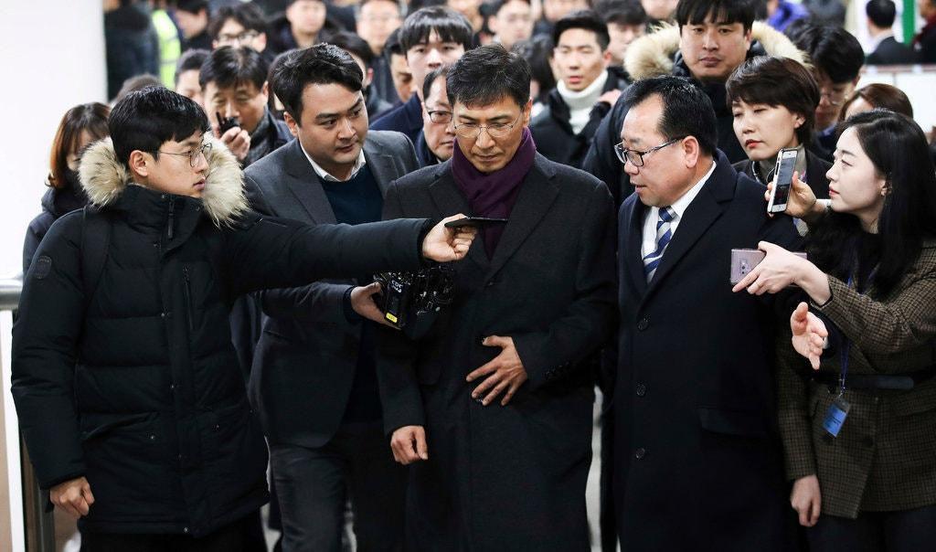 Thị trưởng Seoul: Từ ứng viên Tổng thống tiềm năng tới bê bối tình dục Ảnh 5