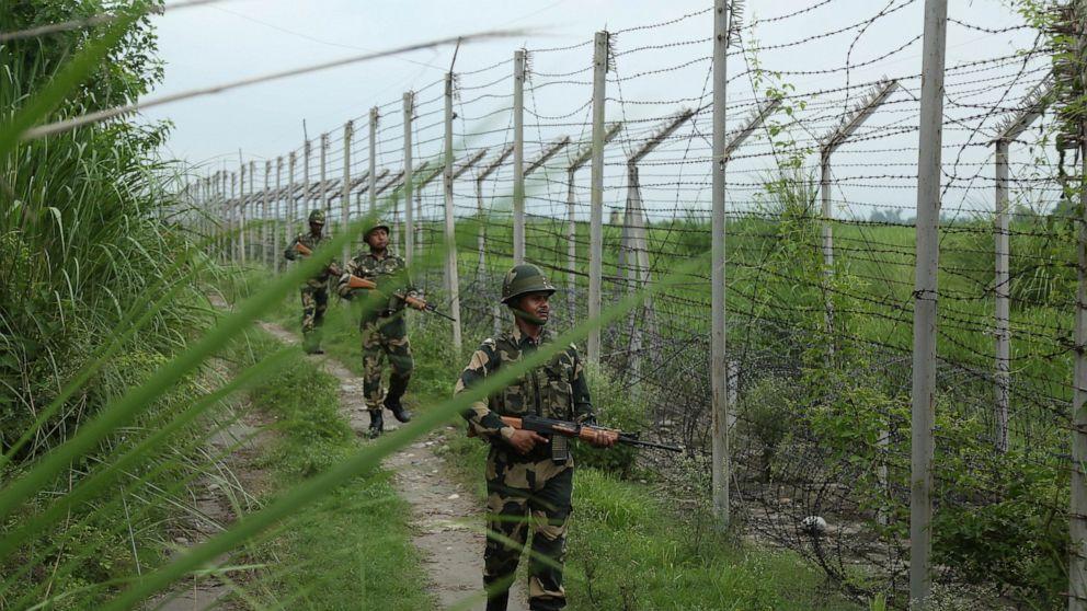 Đấu súng gây đổ máu tại biên giới Ấn Độ-Pakistan Ảnh 1