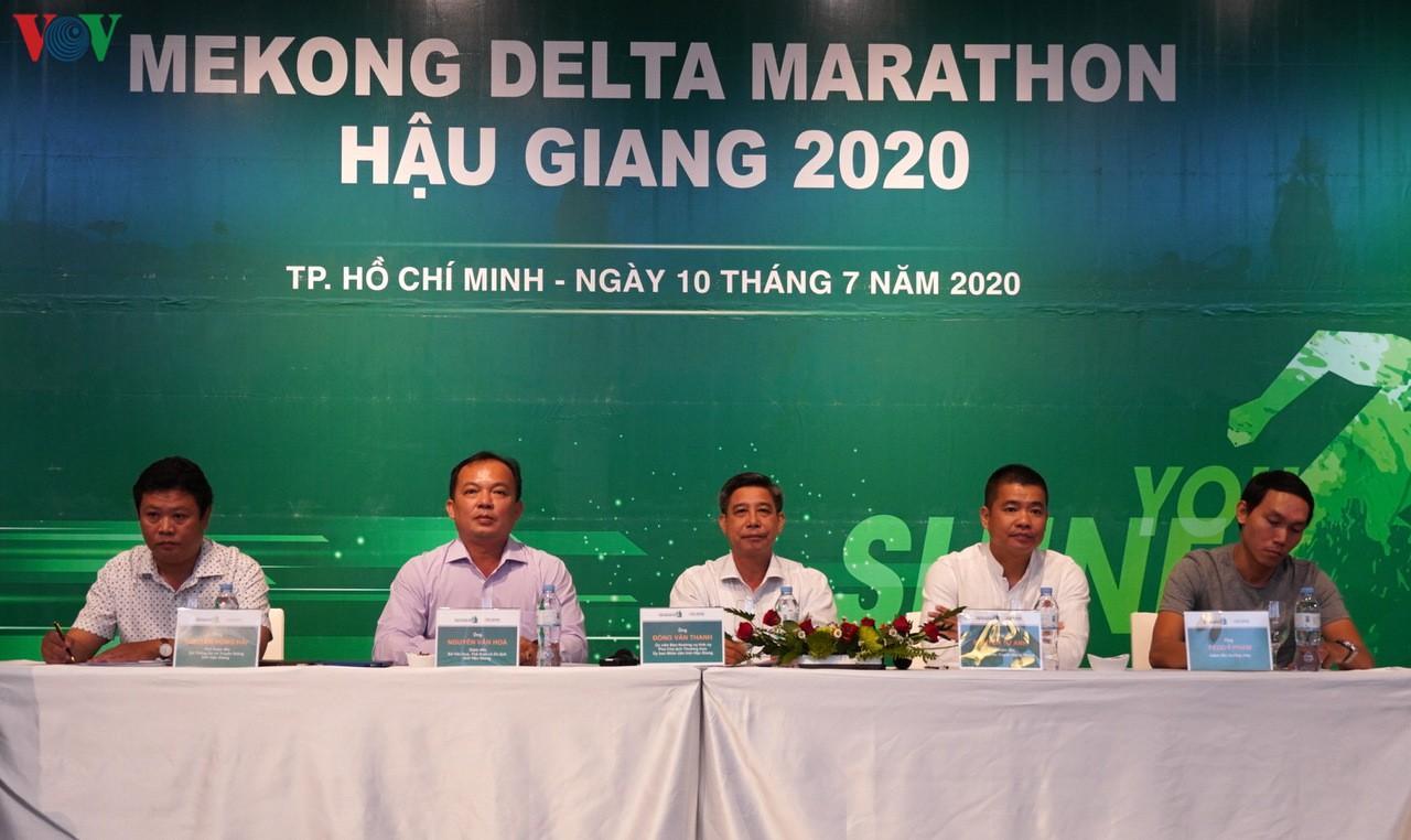 Giải Mekong Delta Marathon lần thứ 2 với thông điệp bảo vệ môi trường Ảnh 1
