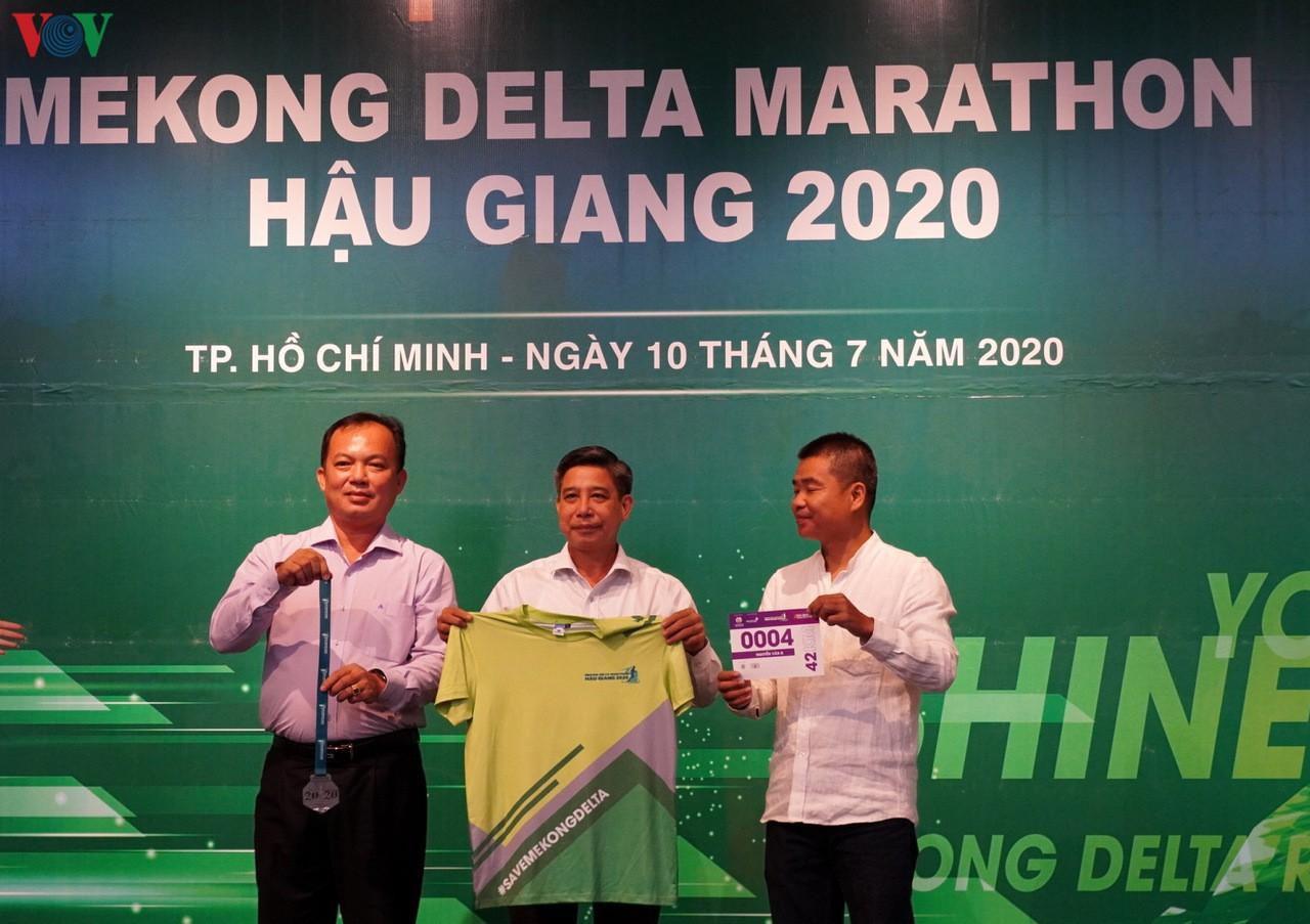 Giải Mekong Delta Marathon lần thứ 2 với thông điệp bảo vệ môi trường Ảnh 2