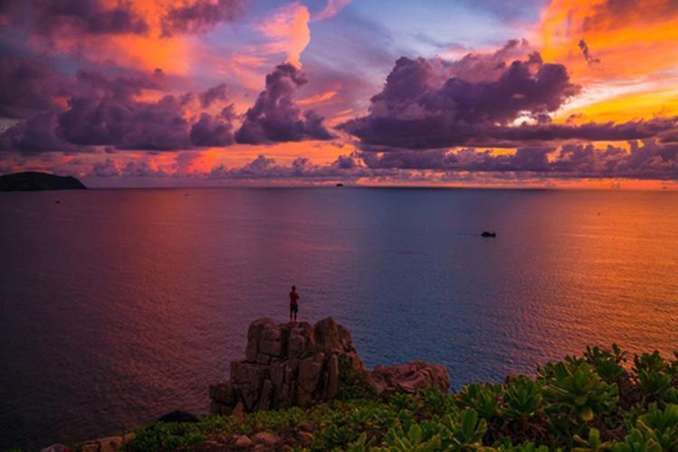 Khám phá mũi Tàu Bể bí ẩn ở Côn Đảo Ảnh 2
