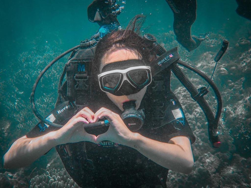 Trải nghiệm lặn biển ngắm san hô ở đảo Cù Lao Chàm Ảnh 4