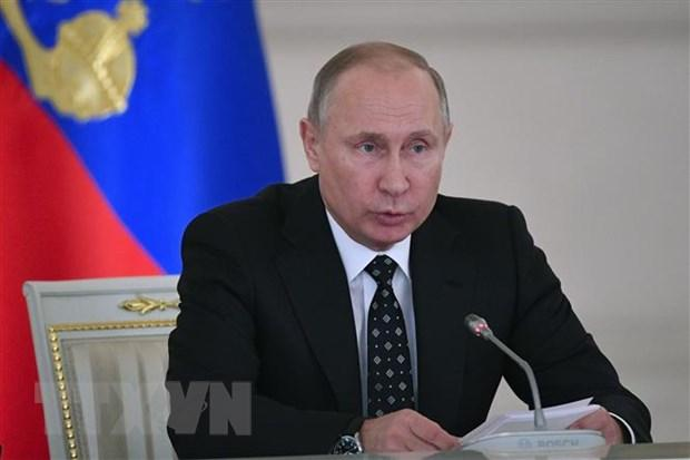 Tổng thống Putin: Cuộc đối đầu về kinh tế trên thế giới sẽ tiếp tục Ảnh 1