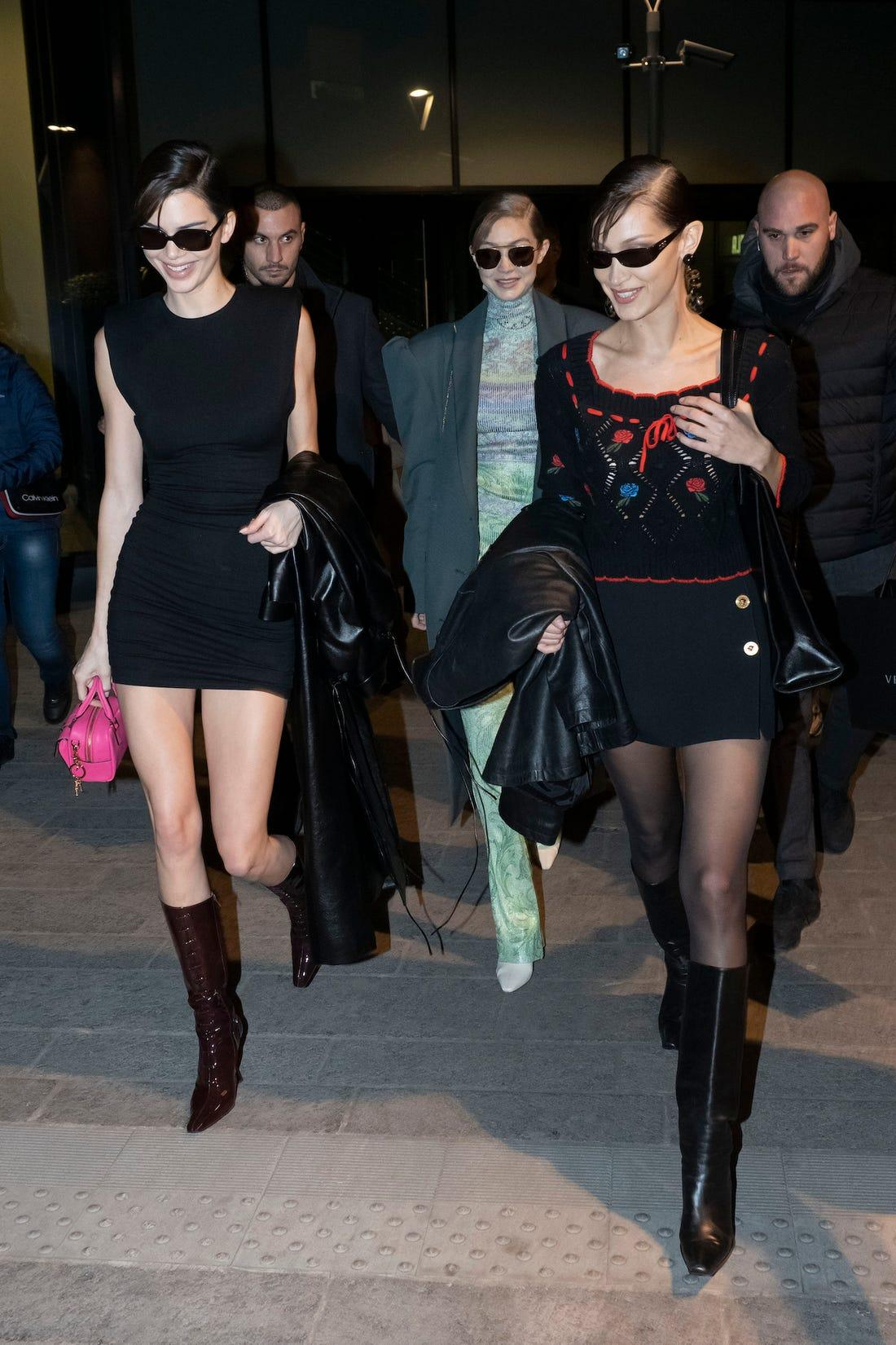 Cặp bạn thân Ngọc Trinh - Diệu Nhi, Kendall và Gigi mặc gì cũng hot, khiến dân tình sôi sục Ảnh 8