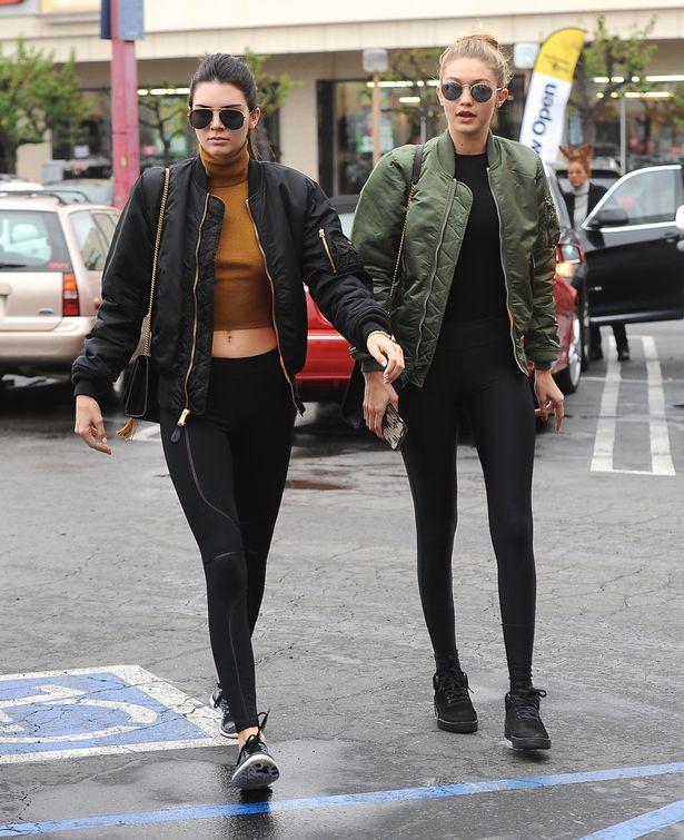 Cặp bạn thân Ngọc Trinh - Diệu Nhi, Kendall và Gigi mặc gì cũng hot, khiến dân tình sôi sục Ảnh 1
