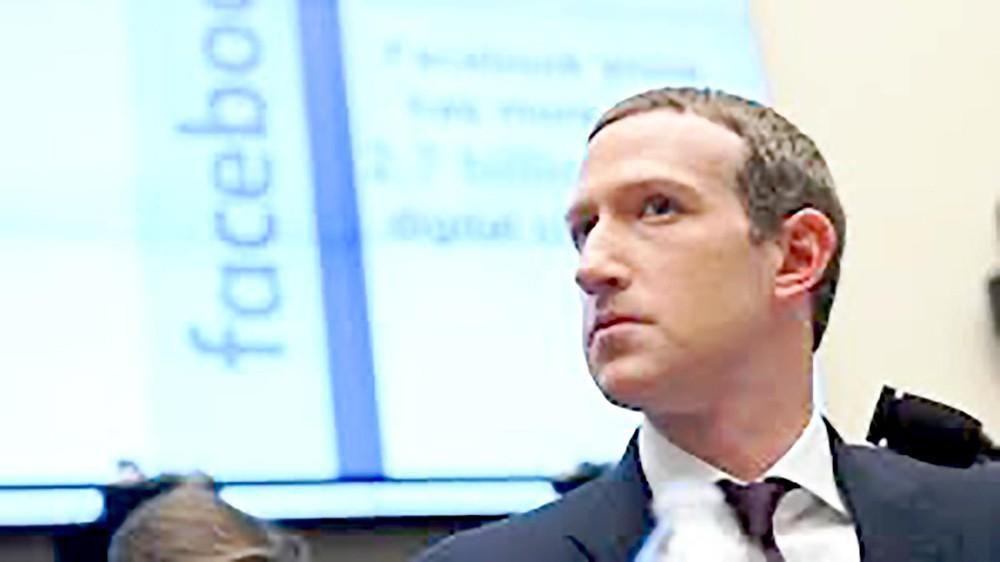 Facebook xem xét cấm quảng cáo chính trị Mỹ Ảnh 1