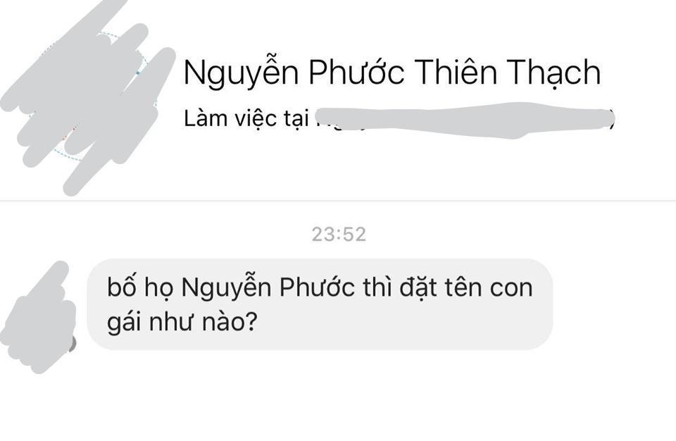 Lên Facebook xin tư vấn đặt tên con gái họ Lạc, mẹ trẻ nhận hơn 3.000 đáp án 'gắt' không thể đỡ Ảnh 4