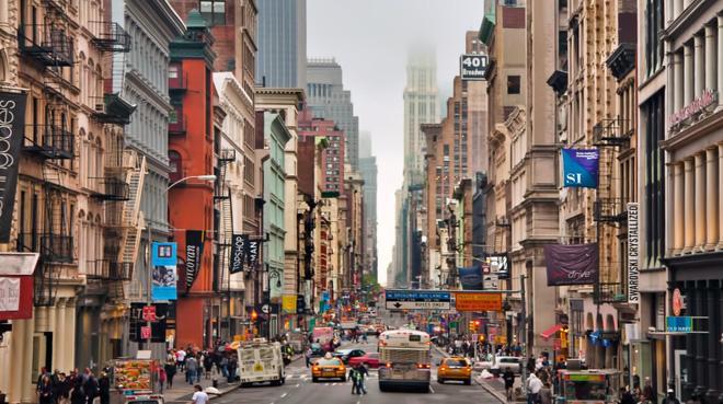 Sự trỗi dậy của loài chuột cống: Thực khách ăn uống ở vỉa hè New York liên tục bị chuột quấy rối và trấn lột thức ăn Ảnh 6