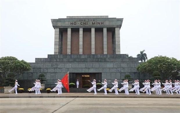 Giao Quyền Trưởng ban Ban Quản lý Lăng Chủ tịch Hồ Chí Minh Ảnh 1