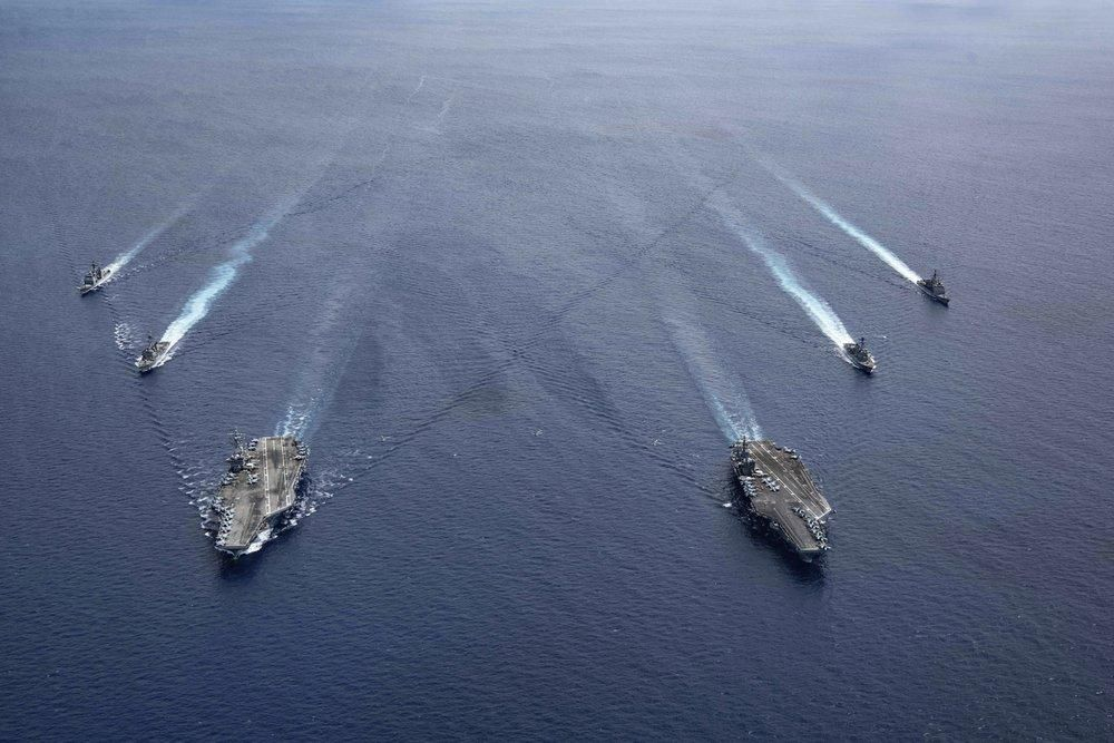 Mỹ bác bỏ hầu như mọi tuyên bố chủ quyền của Trung Quốc ở Biển Đông Ảnh 1