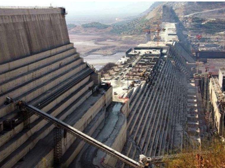Đập Đại Phục Hưng lớn nhất châu Phi, gây lo ngại cho cư dân sông Nile Ảnh 1