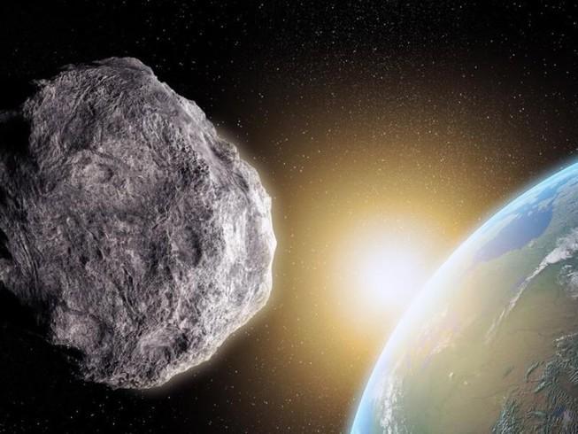 Thiên thạch lao về phía Trái đất ở khoảng cách siêu gần Ảnh 1