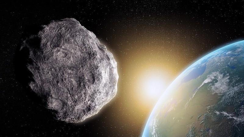 Thiên thạch lao về phía Trái đất ở khoảng cách siêu gần Ảnh 2