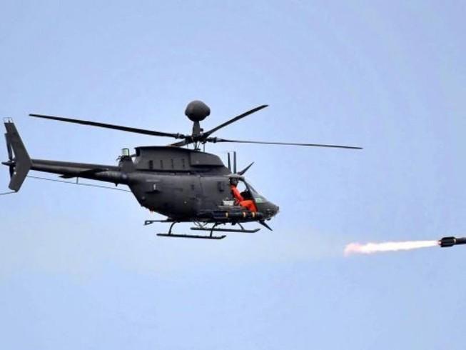 Trực thăng quân sự Đài Loan rơi, 2 phi công tử nạn Ảnh 1