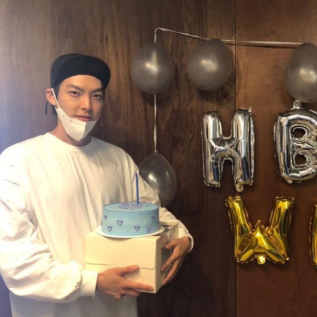 Kim Woo Bin đón sinh nhật tuổi 31 sau khi khỏi ung thư Ảnh 1