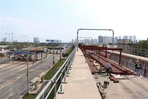 Hàn Quốc hỗ trợ TP.HCM nghiên cứu khả thi tuyến metro số 5 giai đoạn 2 Ảnh 1