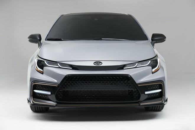 Toyota Corolla 2021 ra mắt bản đặc biệt - hầm hố và thể thao hơn Ảnh 1