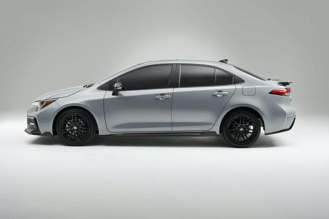 Toyota Corolla 2021 ra mắt bản đặc biệt - hầm hố và thể thao hơn Ảnh 3