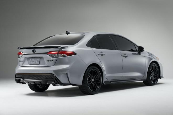Toyota Corolla 2021 ra mắt bản đặc biệt - hầm hố và thể thao hơn Ảnh 2