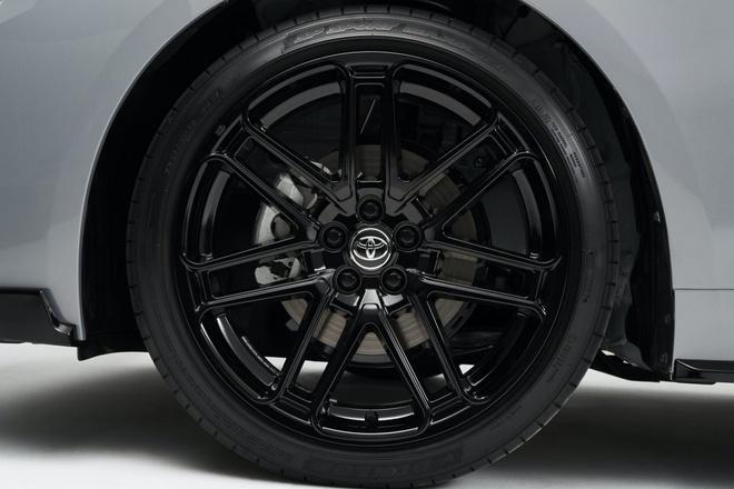 Toyota Corolla 2021 ra mắt bản đặc biệt - hầm hố và thể thao hơn Ảnh 5