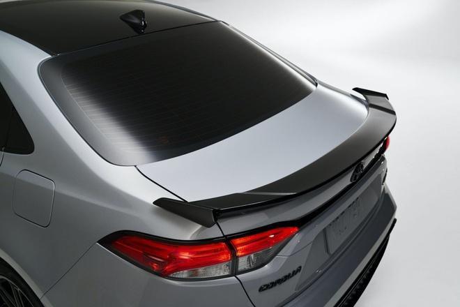 Toyota Corolla 2021 ra mắt bản đặc biệt - hầm hố và thể thao hơn Ảnh 9
