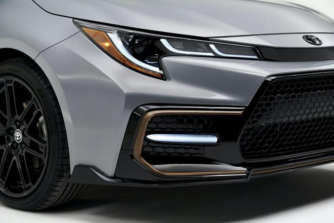 Toyota Corolla 2021 ra mắt bản đặc biệt - hầm hố và thể thao hơn Ảnh 8
