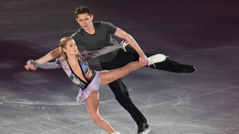 'Công chúa' trượt băng 20 tuổi qua đời, nghi nhảy từ cửa sổ Ảnh 1