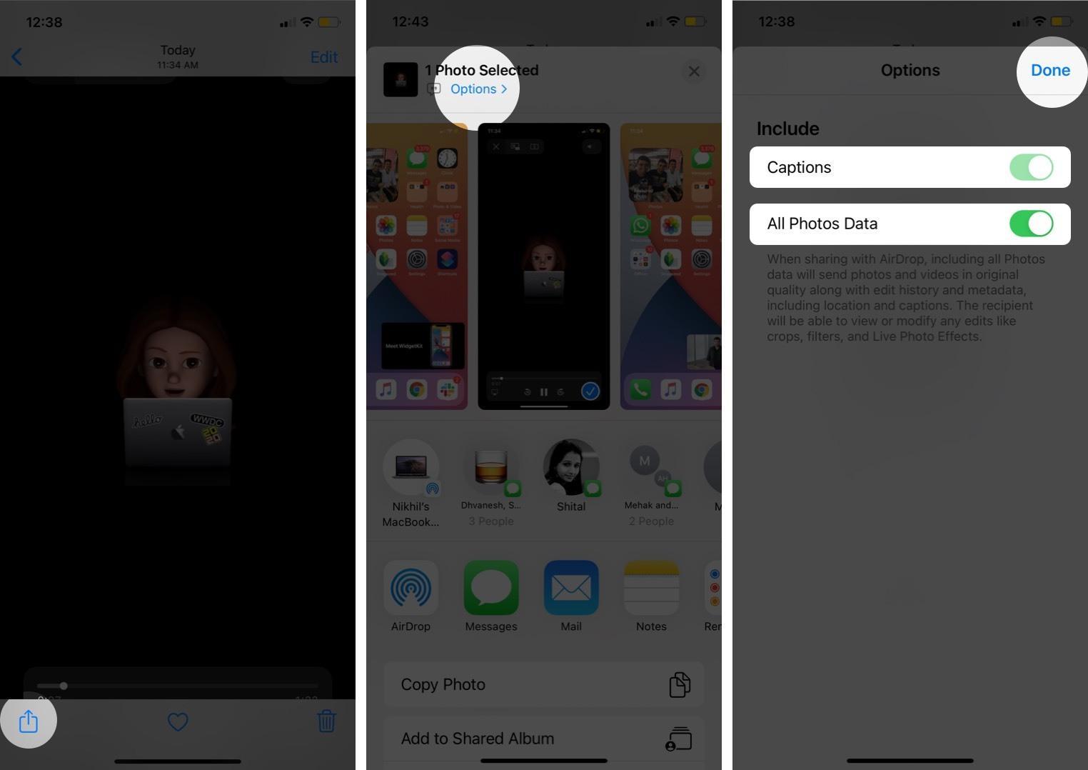 Cách tìm ảnh hoặc video trên iOS 14, iPadOS 14 nhanh chóng và hiệu quả Ảnh 6