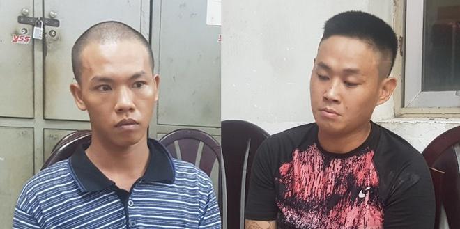 Công an TP.HCM tạm giữ 21 người phạm pháp Ảnh 1