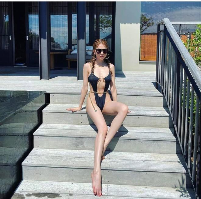 Ngọc Trinh tung ảnh bikini mừng sinh nhật tuổi 31 Ảnh 5