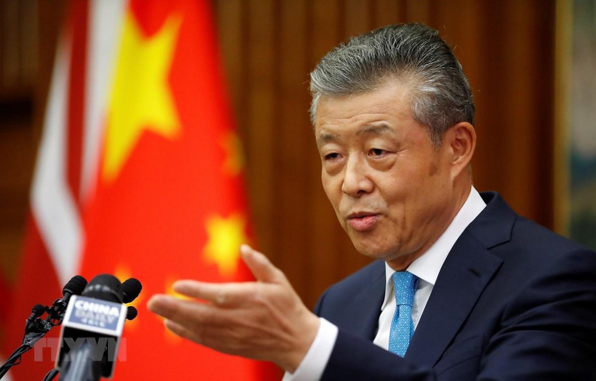 Bắc Kinh cảnh báo đáp trả nếu Anh trừng phạt các quan chức Trung Quốc Ảnh 1