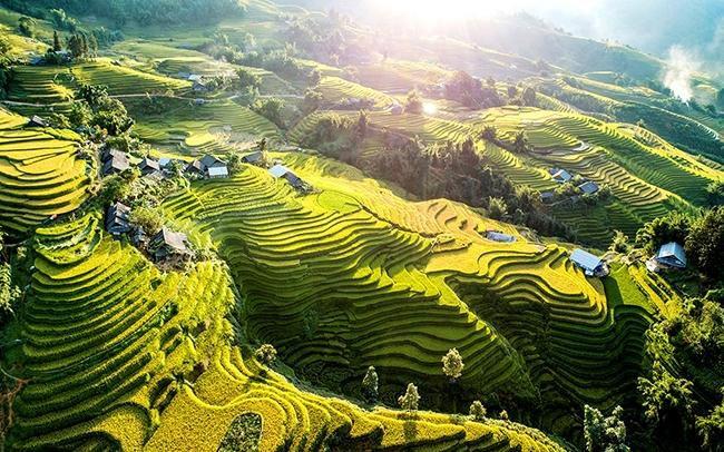 Sa Pa, Ninh Bình lọt top 14 điểm đến châu Á Ảnh 1