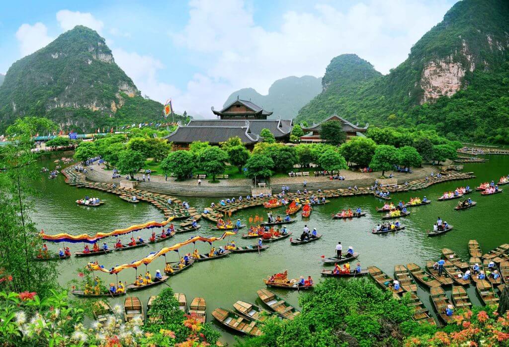 Sa Pa, Ninh Bình lọt top 14 điểm đến châu Á Ảnh 2