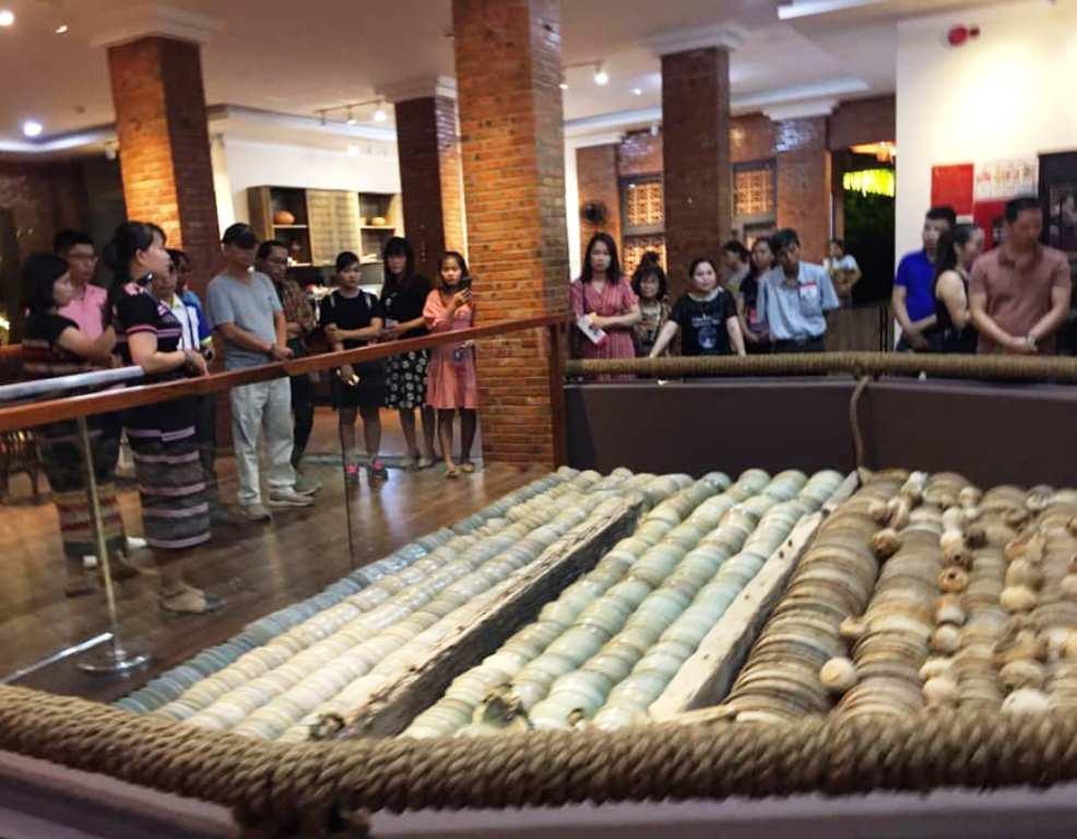 'Hành trình khám phá Di sản văn hóa – Địa chất biển đảo' các tỉnh Quảng Ngãi – Bình Định – Kon Tum Ảnh 1